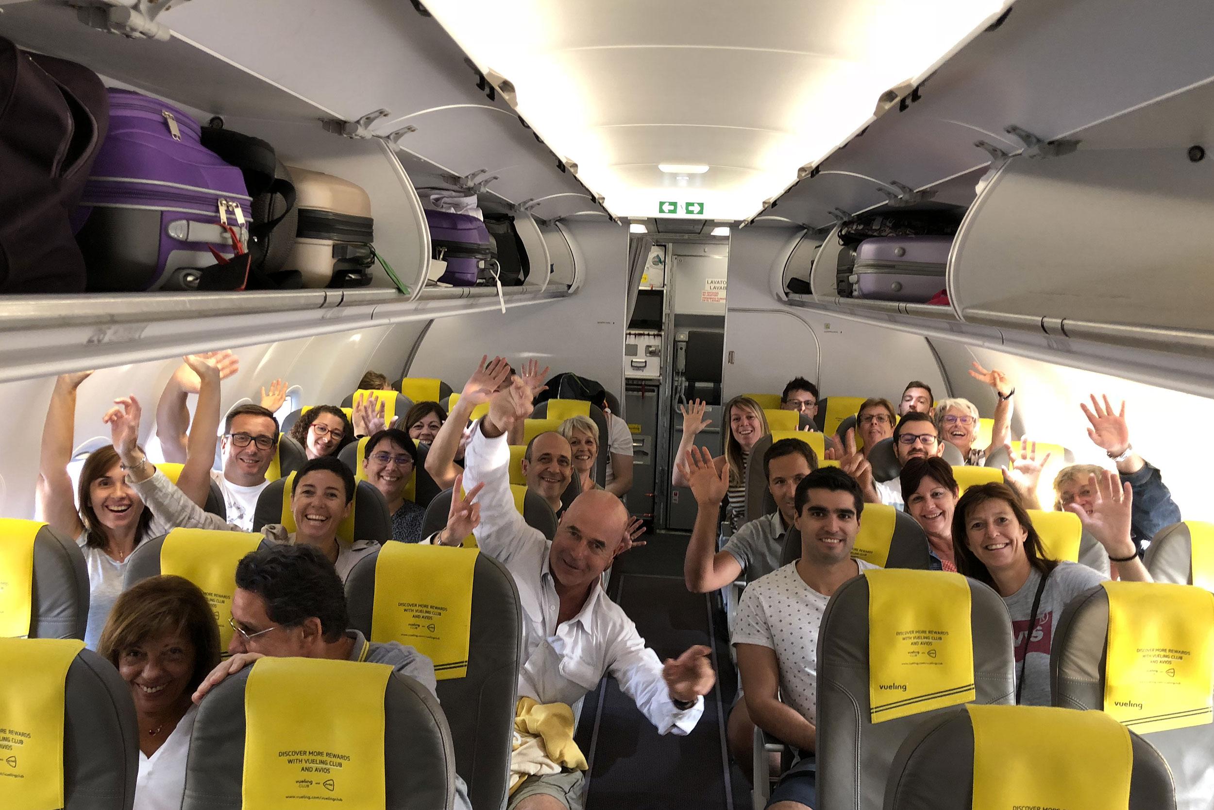 En route pour Ibiza pour les 30 ans du Cabinet !